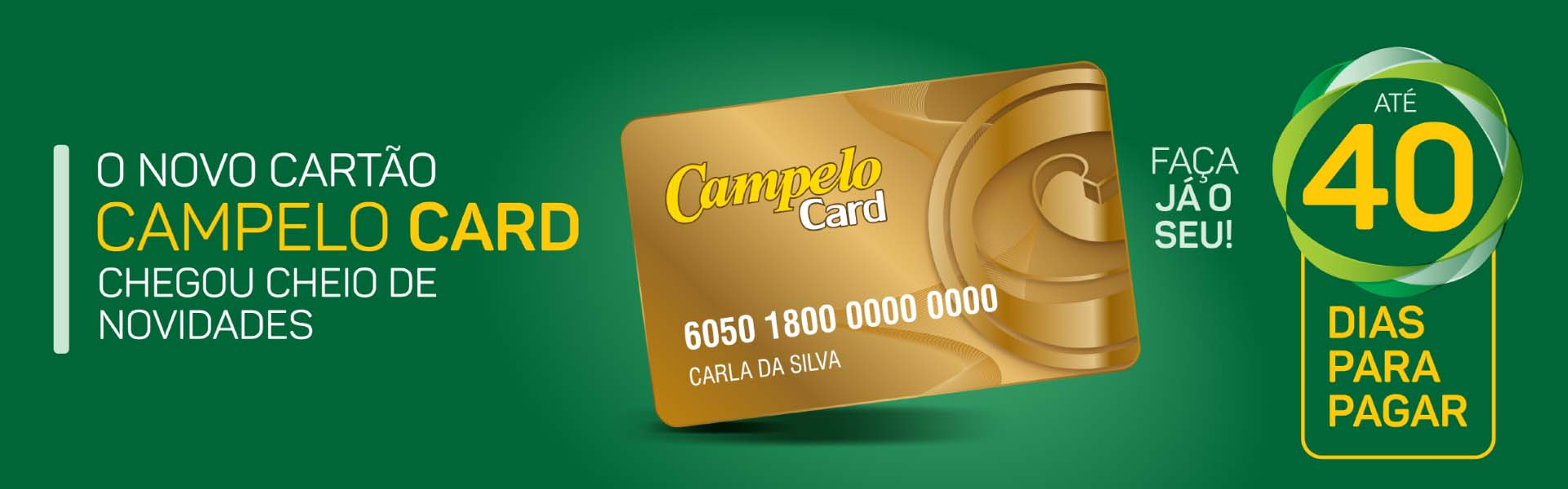 Cartão Campelo Card